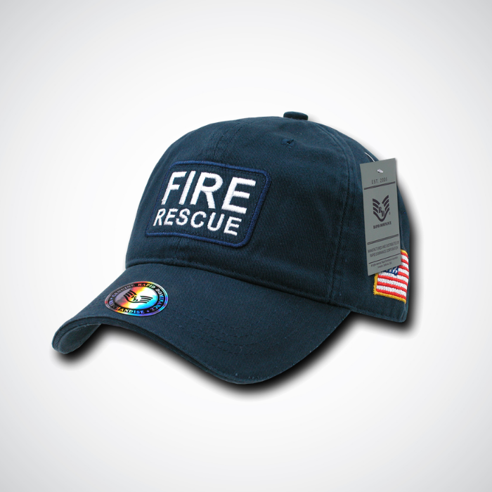 Gorra Fire Rescue RAPDOM - USA