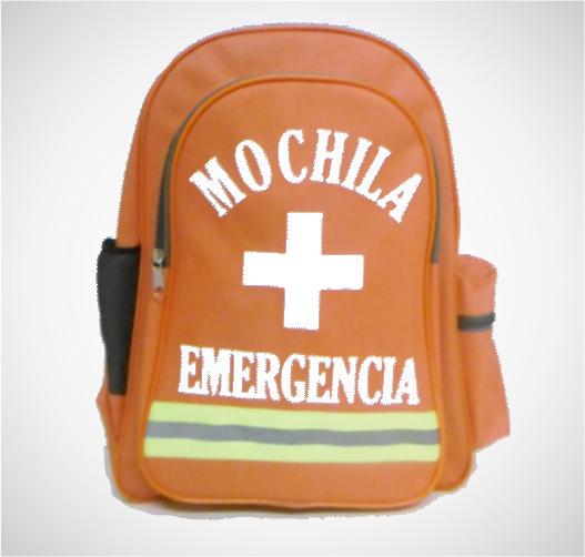 Mochila de Emergencia Modelo I