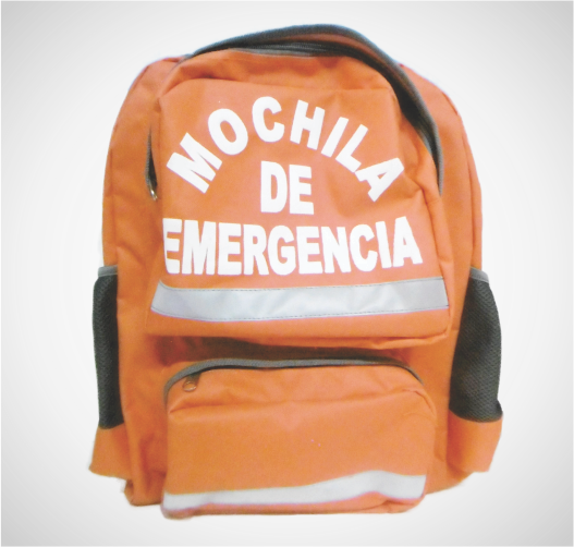 Mochila de Emergencia Modelo II
