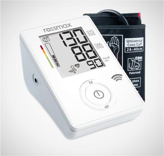 Tensiometro Digital de Brazo Rossmax