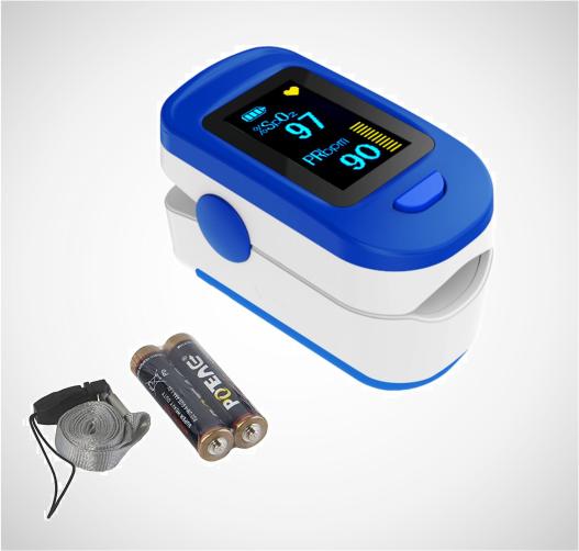 Pulsoximetro Accurate  FS20C